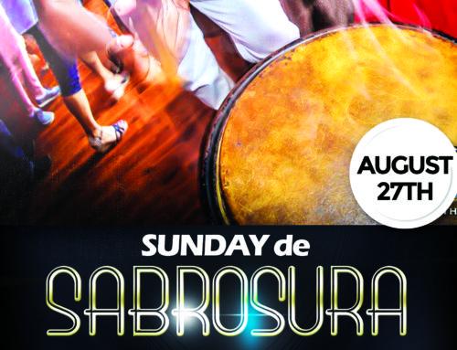 Sunday de Sabrosura