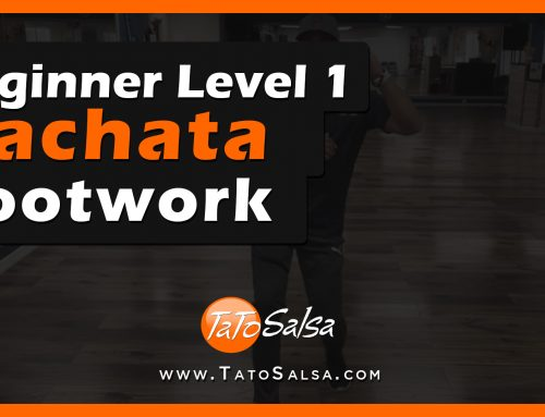 Beginner Level 1 Bachata Footwork