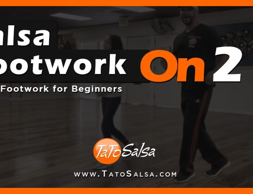 Salsa Footwork On2 | Beginners